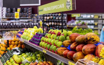 Mais frutas, legumes e verduras, menos remédios